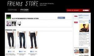 The-Levis-Friends-Store