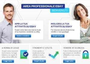 Area Professionale Ebay