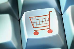 shopping online ecommerce