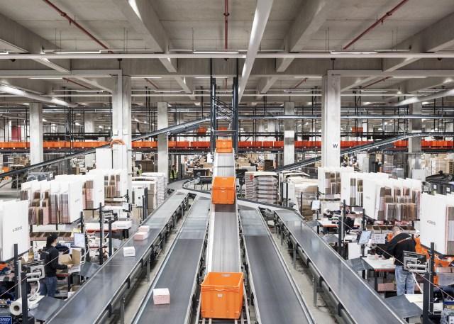 Entro il 2016 Zalando aprirà un nuovo magazzino in Italia - Lodovico ... 173df669626