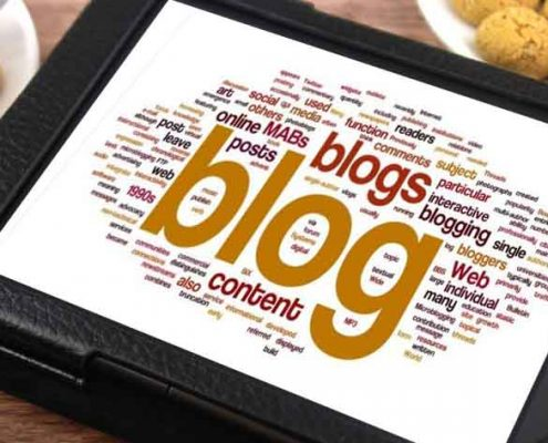 ecommerce e blog